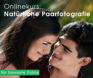 Onlinekurs: Natürliche Paarfotografie