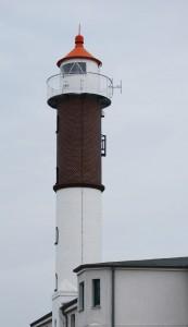 Leuchtturm in Timmendorf auf der Ostseeinsel Poel