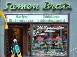 Einzelhandelsgeschäft in Wismar