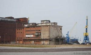 Hafenreste in Wismar