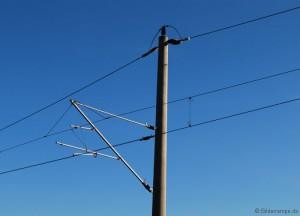 Eisenbahn-Elektrifizierung