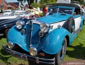 Auto Union Horch 853 Sport Cabriolet