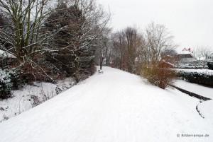 Foto-Standpunkt 1 im Winter