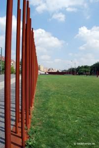 Mauergedenkstätte Bernauer Straße: Der Todesstreifen ist heute wieder grün