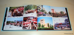 Innenseiten mit 4 großen Fotos