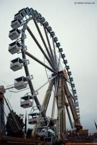 Riesenrad Kramermarkt 2010