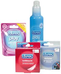 Durex Produkte