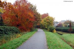 Foto-Standpunkt 1 im Herbst