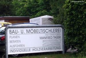 Tischlerei Thüer