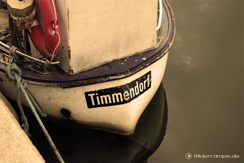 Fischkutter Timmendorf