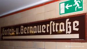 Fluchtweg Bernauer Straße