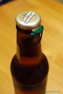 San Miguel Bierflasche