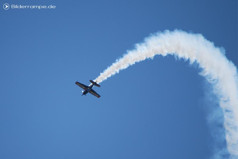 Looping Flugzeug