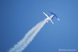 Im Formationsflug
