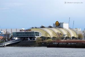 König der Löwen im Hamburger Hafen