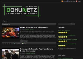 Homepage Dokunetz.de