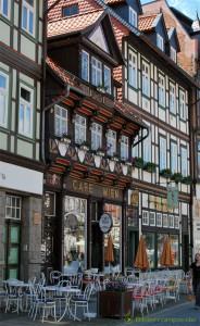 Cafe Wien in der Innenstadt