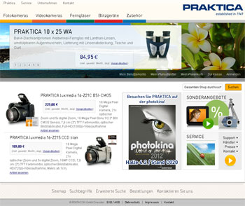 Praktica-Shop