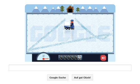 Google Doodle für Frank J. Zamboni
