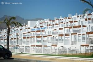 Ferienwohnungen-Siedlung