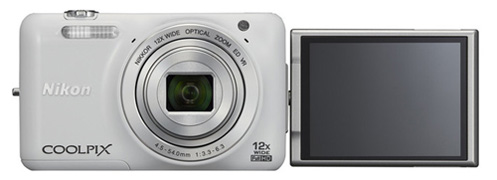 Nikon Coolpix S6600 | © Nikon