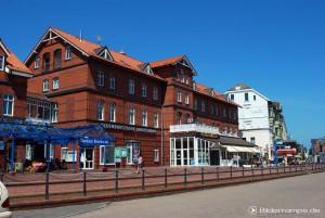Bahnhof Borkum-Stadt
