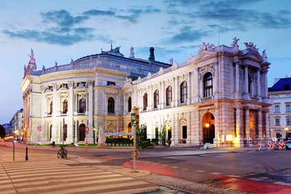 Wiener Burgtheater | © Tomas Sereda - Fotolia.com