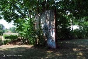 Reste der Hinterlandmauer