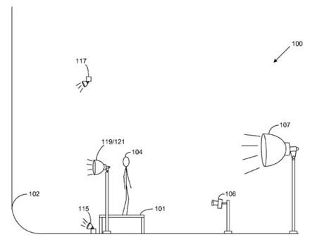 Amazon Foto-Patent