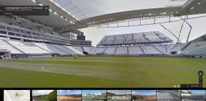 Arena de São Paulo | © Google Maps