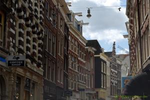 Innenstadt von Amsterdam