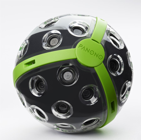 Panono Ball Camera | Foto: © Panono GmbH