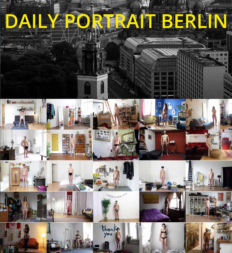Screenshot dp4.portraitdaily.com