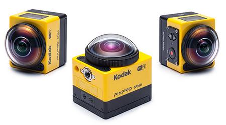Kodak Pixpro SP360 | © Kodak