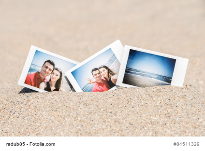 Individuelle Fotogrußkarten