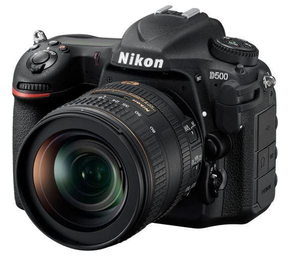 Nikon D500 | Foto: © Nikon