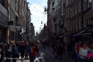Amsterdam: Enge Gassen