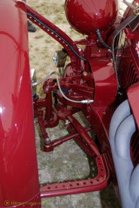 Die Radaufhängung des Bentley