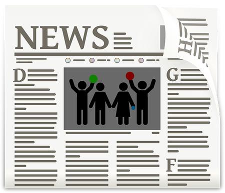 Eine Vereinszeitung ist nie out | Bild: Elionas, Pixabay.com, CC0 Public Domain