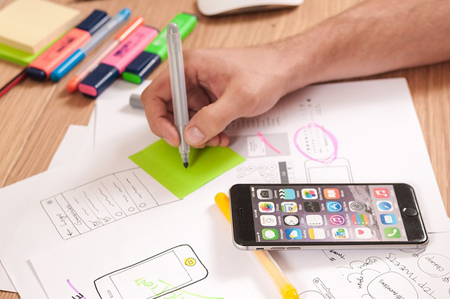 Komplettes Corparte Design aus einer Hand | Foto: FirmBee, pixabay.com, CC0 Domain