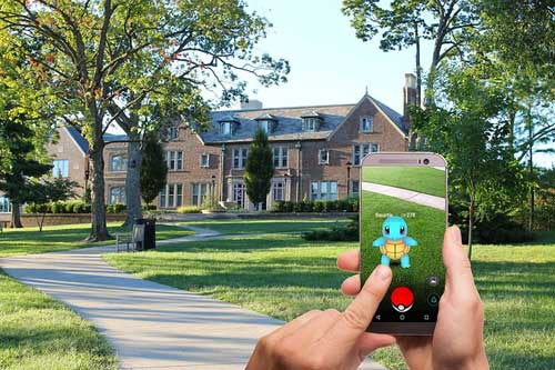 Augmented Reality in Pokemon Go | Foto: Tumisu, pixabay.com, CC0 Public Domain