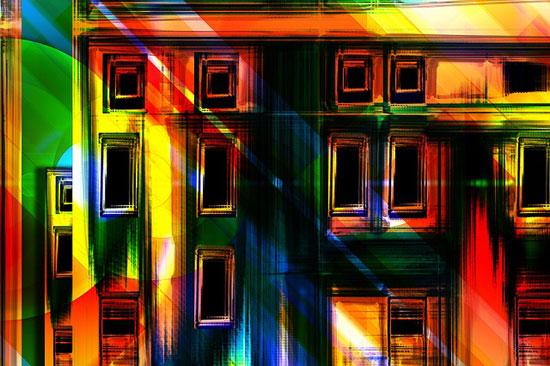 Moderne Collage | Bild: geralt, pixabay.com, CC0 Public Domain