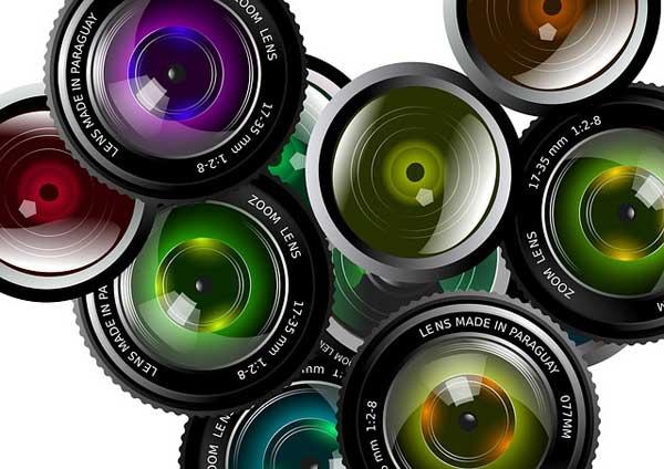 Verschiedene Objektive | Foto: geralt, pixabay.com, CC0 Creative Commons