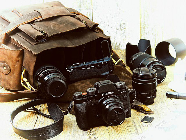 Fotoausrüstung | Foto: WerbeFabrik, pixabay.com, CC0 Creative Commons