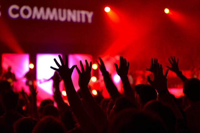 Begeistertes Publikum | Foto: Free-Photos, pixabay.com, CC0 Creative Commons