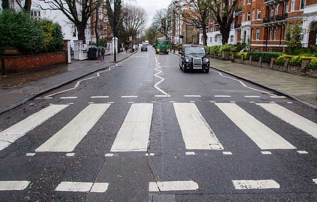 Abbey Road | Foto: Skitterphoto, pixabay.com, CC0 Creative Commons