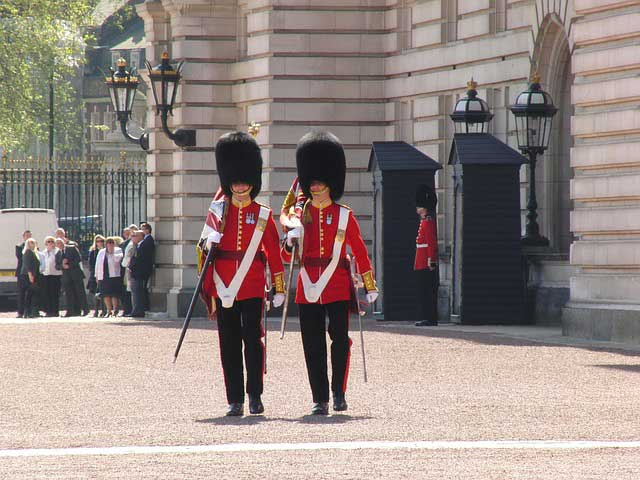 Buckingham Palace | Foto: waldiwkl, pixabay.com, CC0 Creative Commons