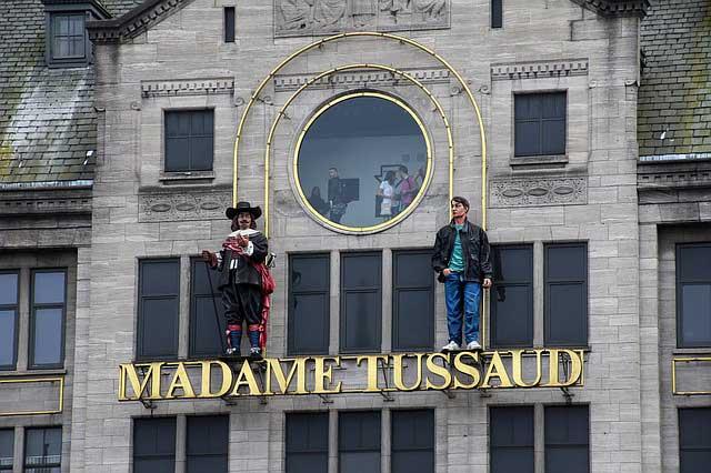 Madame Tussaud | Foto: 3dman_eu, pixabay.com, CC0 Creative Commons