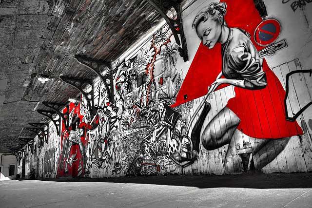 Street Graffiti | Foto: Skitterphoto, pixabay.com, CC0 Creative Commons
