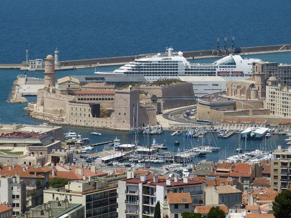 Hafen in Marseille | Foto: unbekannt, py´xhere.com, CC0 Öffentliche Domäne